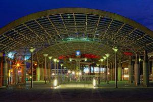 U-Bahn-Station Westfalenhallen